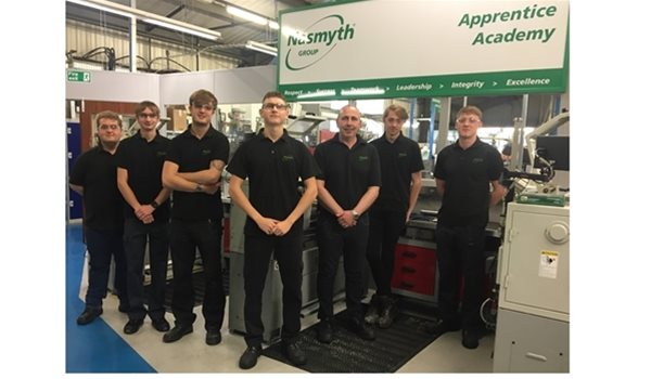 Nasmyth Group to open dedicated training centre for its Academy apprentices