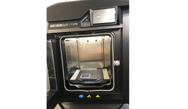 Nasmyth Bulwell invests in FDM 3D printing technology