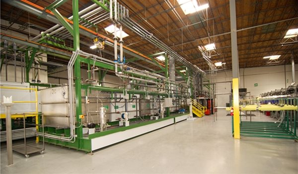 Nasmyth TMF secures Nadcap approval for its new state-of-the-art metal finishing facility in Southern California